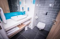 Bathroom in Holiday Inn Express Exeter City Centre