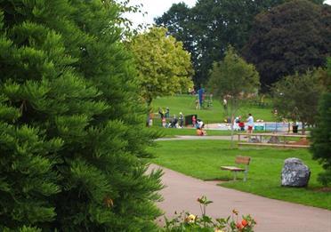 Heavitree Park and Pleasure Grounds