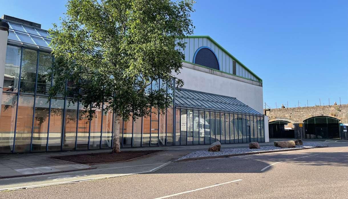 External Riverside Leisure Centre