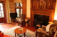 The Coach House Farm lounge