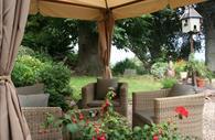 Exe Valley Bed and Breakfast garden