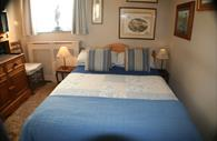 Exe Valley Bed and Breakfast double bedroom