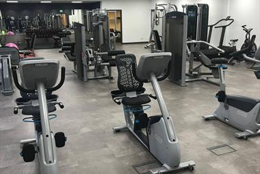 Isca gym facilities