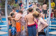 Ladram Bay Holiday Park, Splash Zone