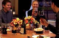 Dining in Bistro Du Vin