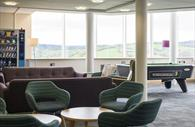 Event Exeter at the University of Exeter living area