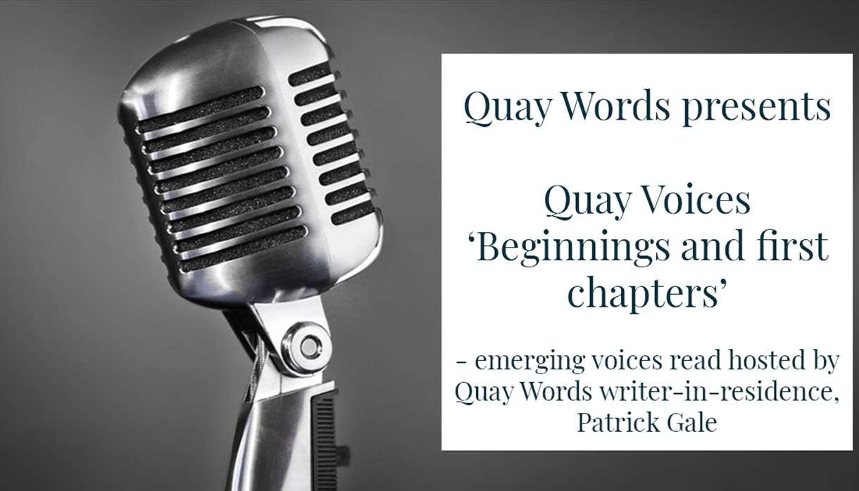 Quay Voices Patrick Gale