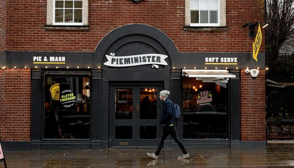 External of Pieminister