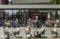 Princesshay Shopping Centre - Lloyd's Lounge