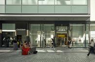 Princesshay Shopping Centre - Zara and Hotel Chocolat