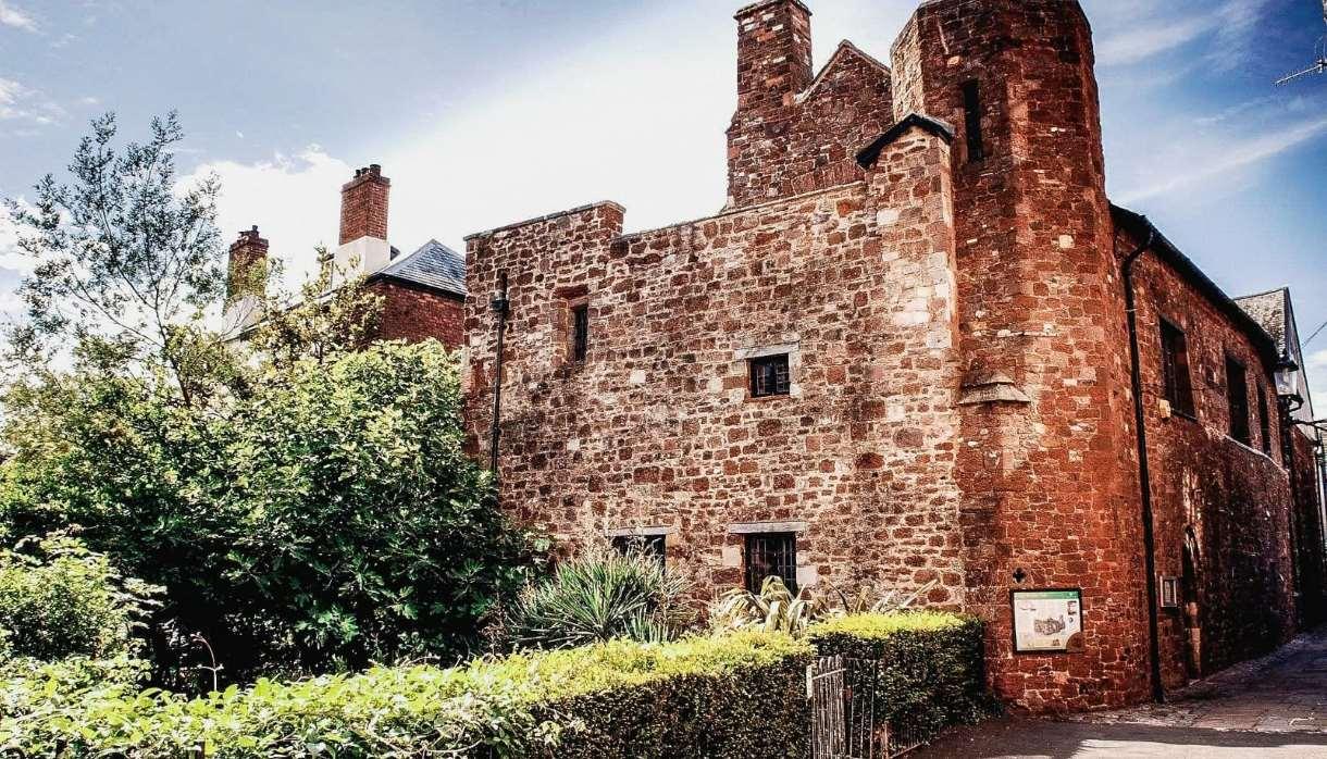 St Nicholas Priory, exterior