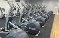 Gym at Riverside Leisure Centre