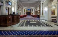 Reception Lobby Mercure Exeter Rougemont