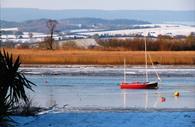 Topsham: Red Boat