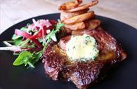 The Lamb Inn Ribeye Steak