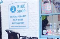 Route 2 Bikes, Topsham