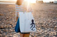 Sails and Canvas octopus bag