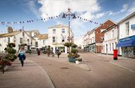 Seaton Old Town, Centre