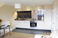 A SilverSprings kitchen area