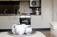 SilverSprings tea in the kitchen