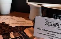 Taste of South Street coffee reward scheme