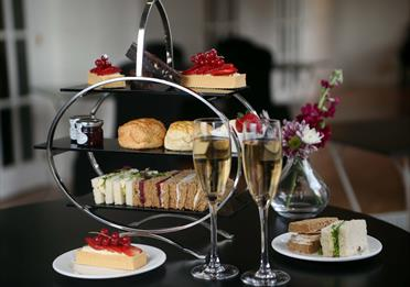 Afternoon tea at The Gate House Restaurant
