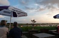 Sunset in Topsham