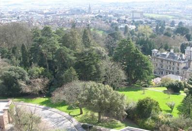 University of Exeter: Garden