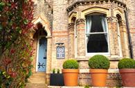 Townhouse Exeter entrance