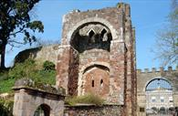 Curious About Exeter - Rougemont Castle