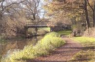 Grand Western Canal (photo by N.S. Bathurst)