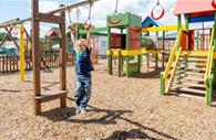 Welcome Family Holiday Park outdoor play area