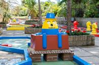 Welcome Family Holiday Park crazy golf
