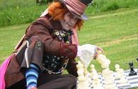 Wonderland Week at Powderham Castle
