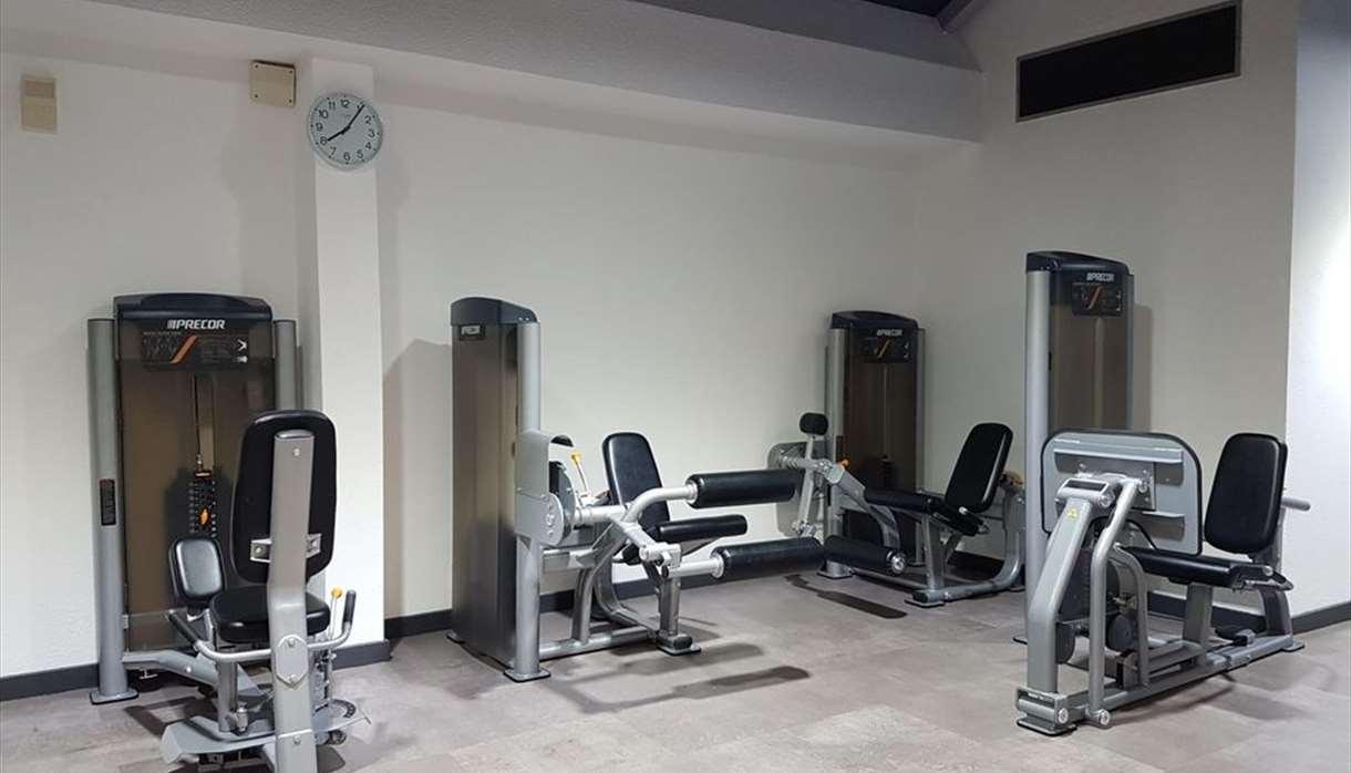 Wonford gym facilities