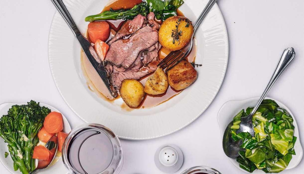 Sunday Roast at Wear Park Restaurant