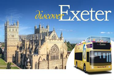Discover Exeter by bus