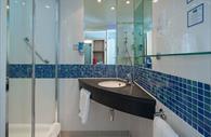 Bathroom at Holiday Inn Express