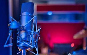 Sound Gallery Studios Mic
