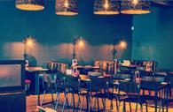 Internal of Pho restaurant