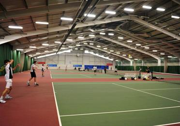University of Exeter's Tennis Centre