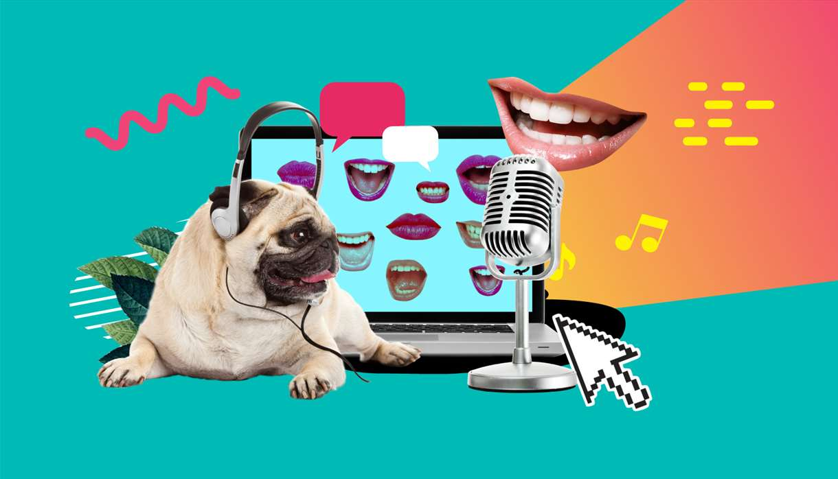 How to Free Your Authentic Voice poster
