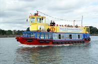 Tudor Rose on the River Exe
