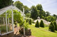 Greenhouses at Fursdon
