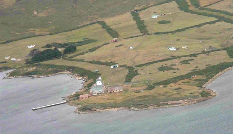 Sea View Cottage_Weddell Island_Falkland Islands