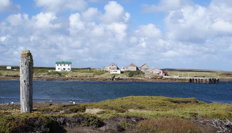 Mountain View Cottage_Weddell Island _Falkland Islands