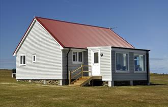 Cobb's Cottage_Bleaker Island_Falkland Islands