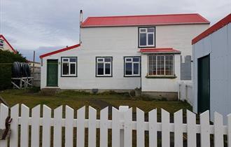 George House_North Arm_ Falkland Islands