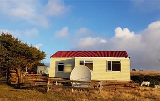 Race Point Farm Cottage_Port San Carlos_Falkland Islands