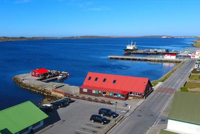 South Atlantic Lets_Boathouse_Stanley_Falkland Islands